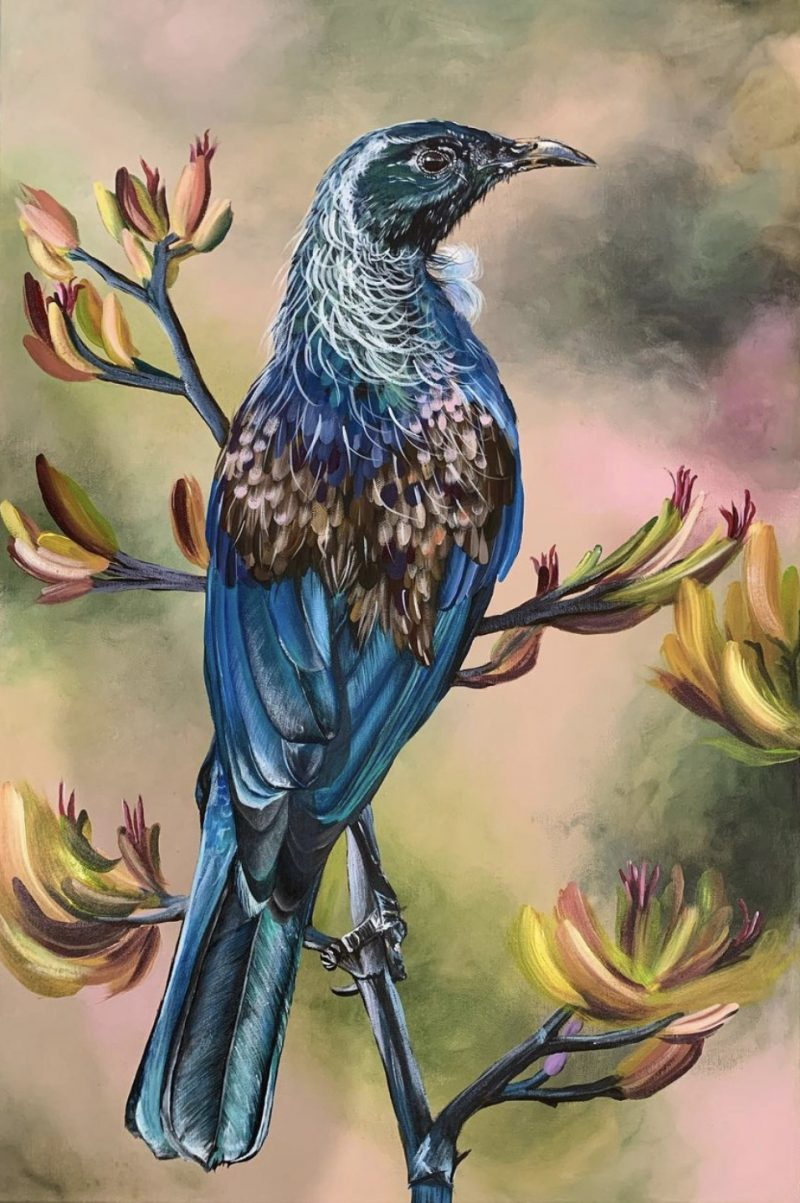Heylie Morris Art Lovers Australia Bird Art For Sale