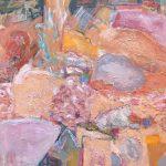 Hydrangea Garden Abstract