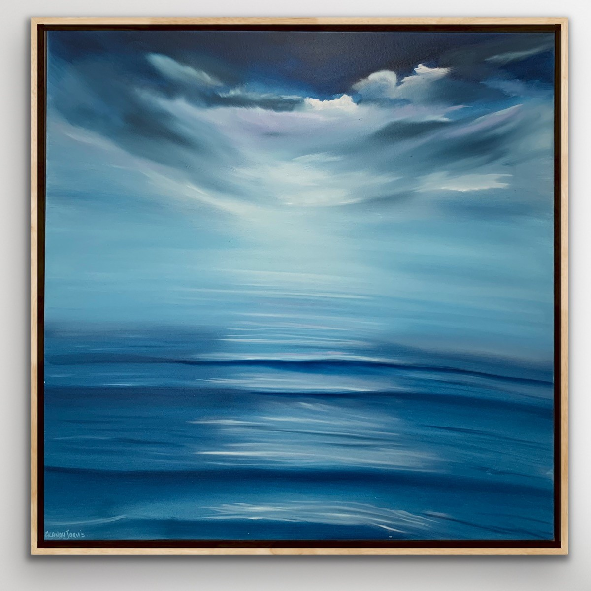 Product Image 2 Alanah Jarvis Limitless Ocean Oil Painting