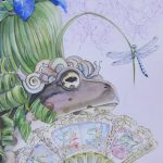 Rococo Toad No 1