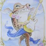 Rococo Toad No 3