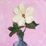 Magnolia on Pink