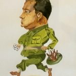 Little Aussie Larrikin Soldier