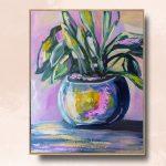 Colourful Pot No 2