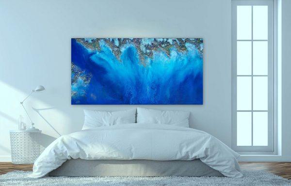 Abstract Ocean Painting Petra Meikle De Vlas11