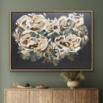 Beautiful You – Ltd Ed Print Tasmanian Oak Timber Frame