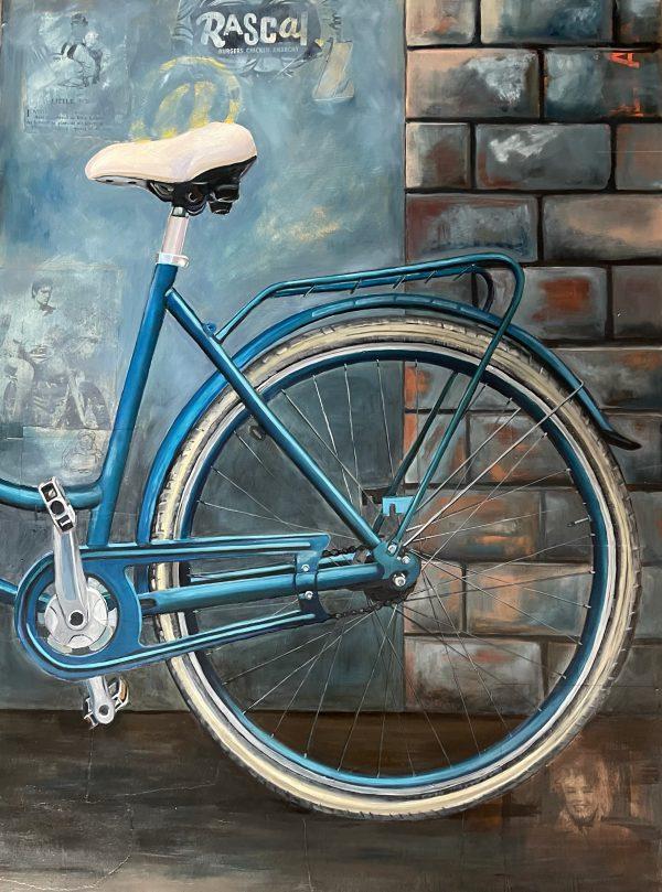 Blue By You Rachel Lee Murray 91x121