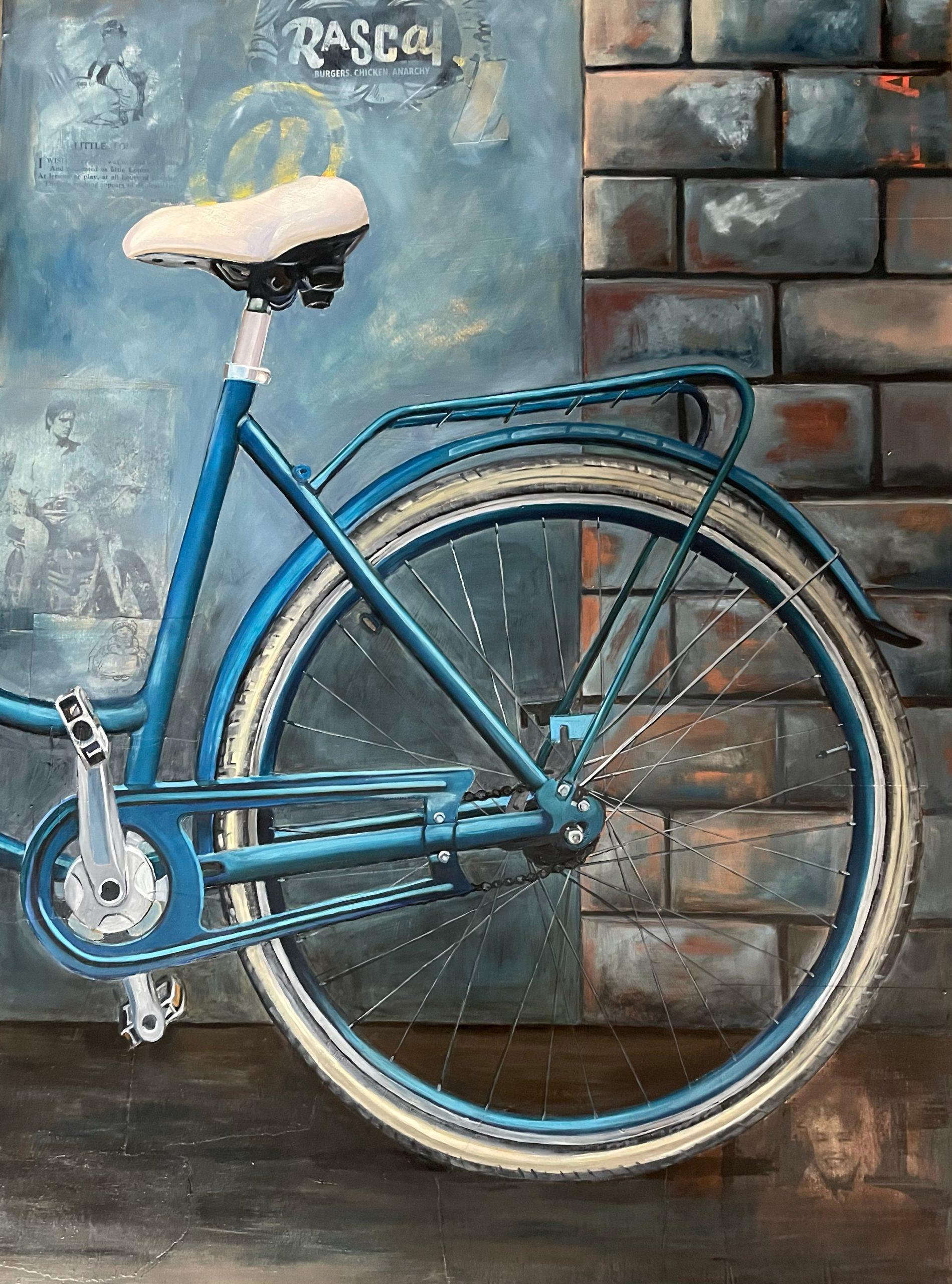 Blue By You Rachel Lee Murray 91×121