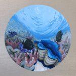 Blue Paradise – An Underwater Ocean Scene