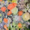 Carita Farrer Spencer Floral Road Diptych Detail