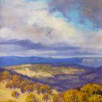 Cloud shadows over the Kanimbla Valley
