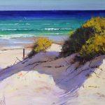 Dunes to the beach