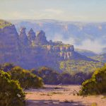 Rising mist – Three sisters Katoomba
