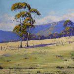 Summer landscape Hartley
