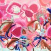 Forever Yours Jen Shewring 2021 Acrylic On Sb Canvas 120x90cm