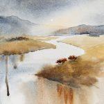 Lifting Fog –  Autumn