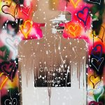 Graffiti Love Chanel No 5