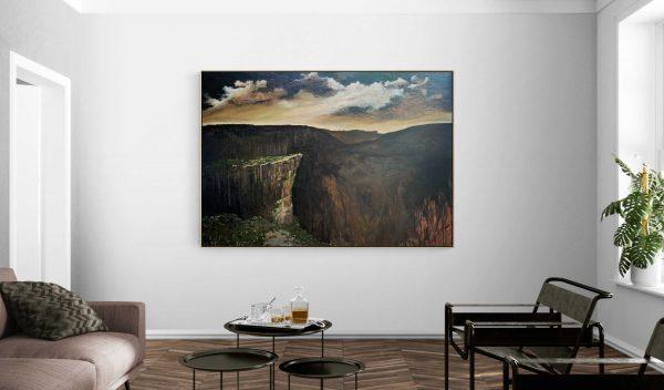 Tania Chanter Dawn Sky Serenade Landscape Art