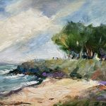 Werribee South coastal scene
