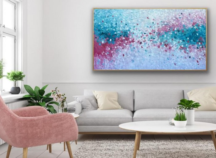 Belinda Nadwie Large Abstract Art Believe It 2 1024x769