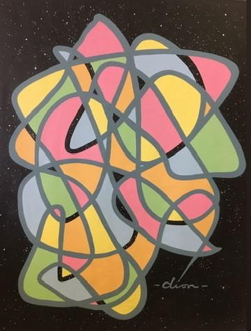 Dion Parker Large Artworks For Sale