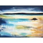 Stormy Bay – Ocean Beach Abstract