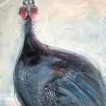 Mr. Filbert – Guinea Fowl