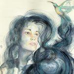 Hummingbird Blue, Send Message