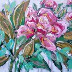 Floral Splash No 2