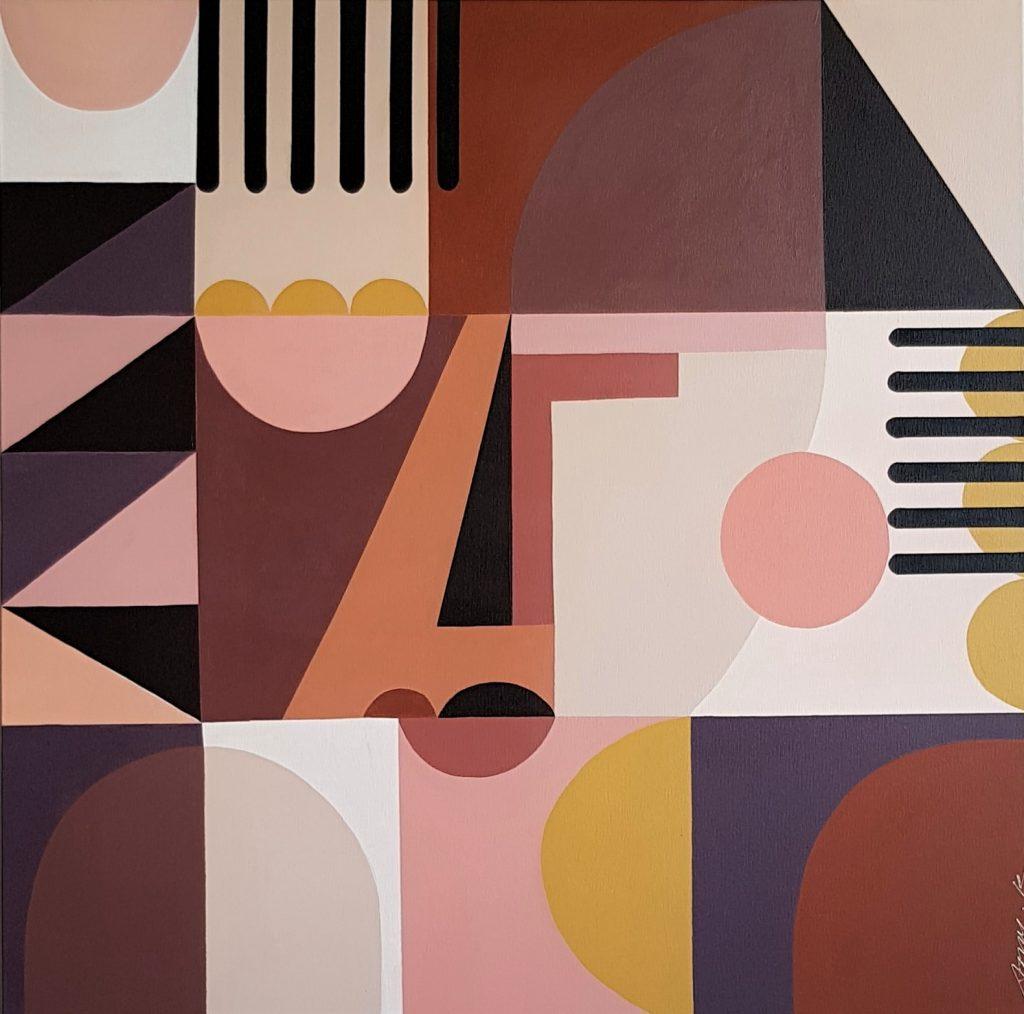 Amy Kim Spring Nap Painting 1024x1014