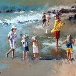 Beach Life Ltd Ed Print