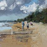 Blairgowrie Beach Ltd Ed Print
