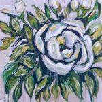 White Magnolia No 2