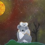 Narragun Burunth Thuwith Yanathan (Koalas Travel At Night)