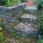 Garden Steps Ltd Ed Print