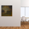Ivona Radic In Another Time 81x81 Abstract Landscape Insitu Hall