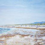 Low tide Greenhills Beach