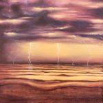 Summer Evening Storm