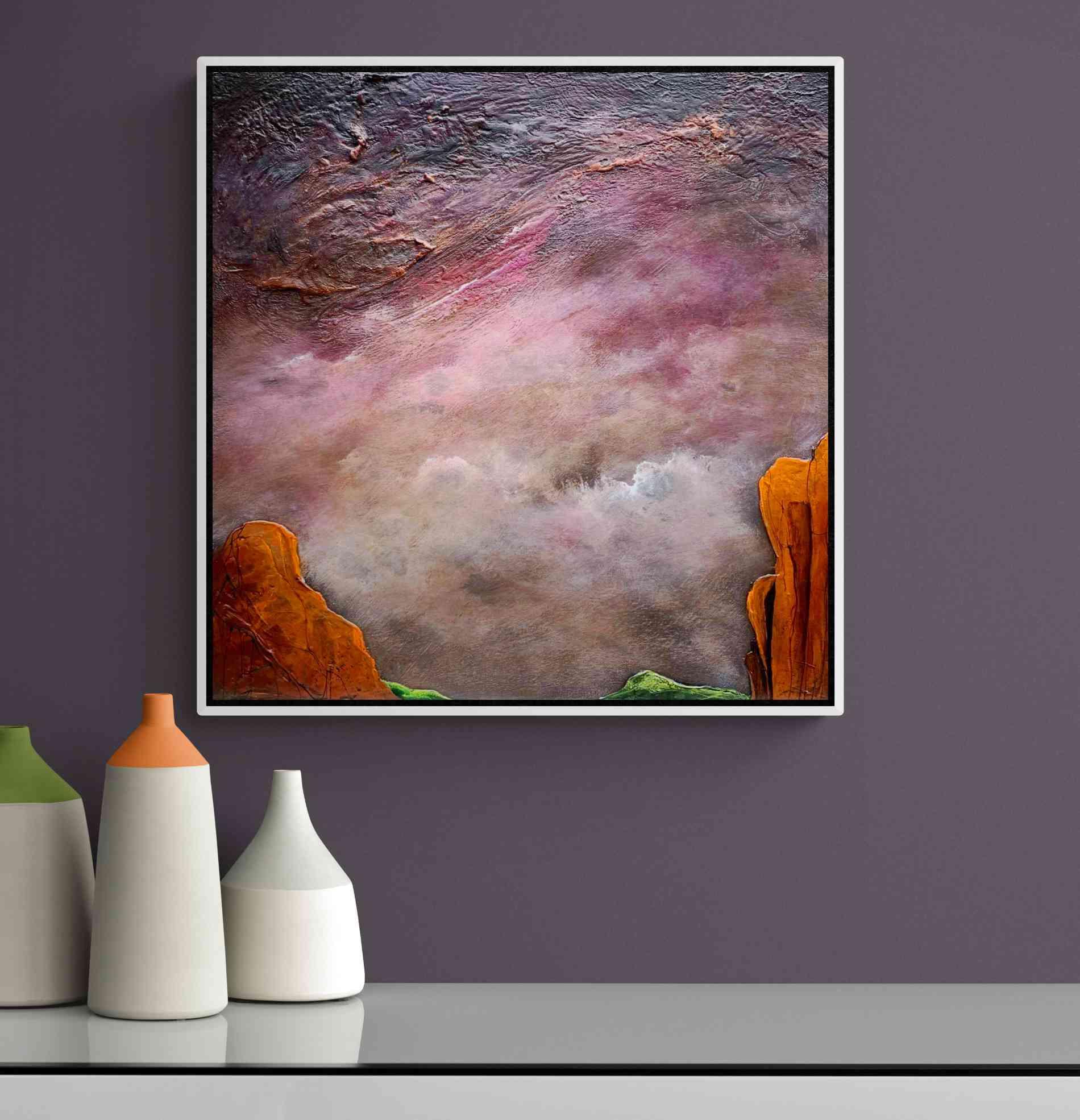 Tania Chanter Winter Glow Original Artwork
