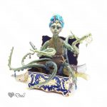 Time Gypsy – art doll sculpture
