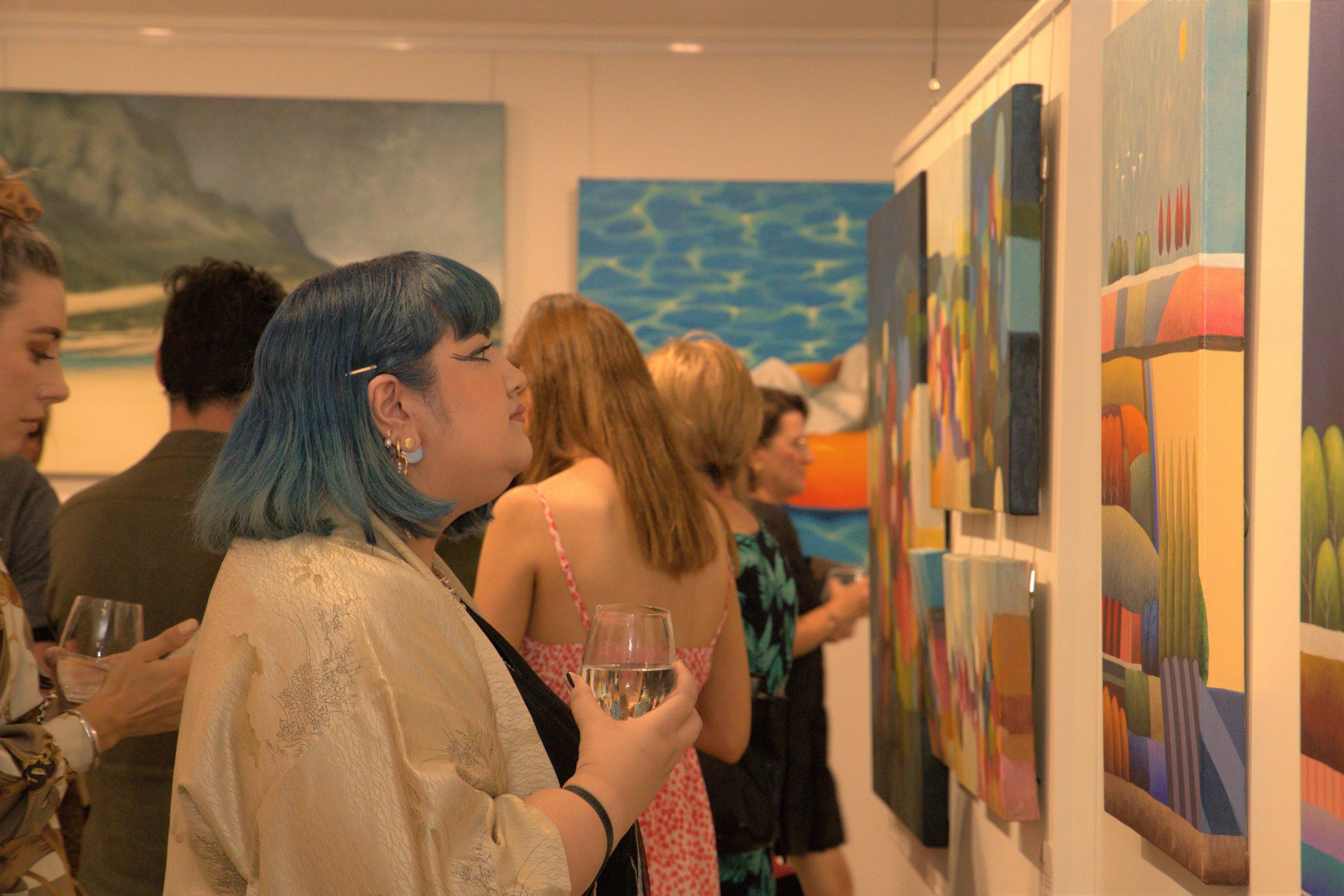 Art Lovers Australia Colour Pop Exhibition Gold Coast Galleries