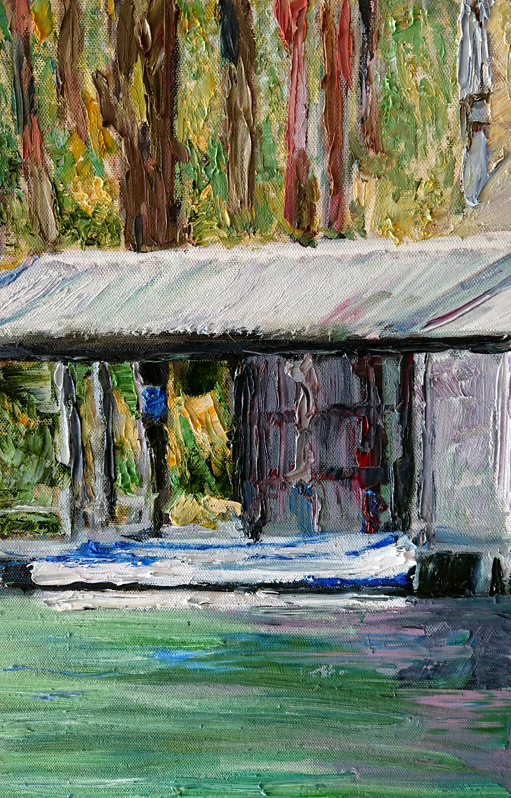 Boat Shed Nornalup