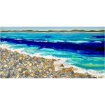Rocky Shores – Ocean Beach Abstract