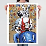 It was a Day of Love Ltd Ed Giclee Print