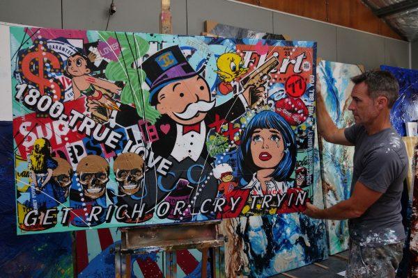 Franko Art Get Rich