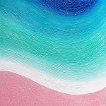 Life's a Peachy Beach – SOLD