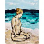 Nudey Beach 2 – Nude Woman Beach/Ocean