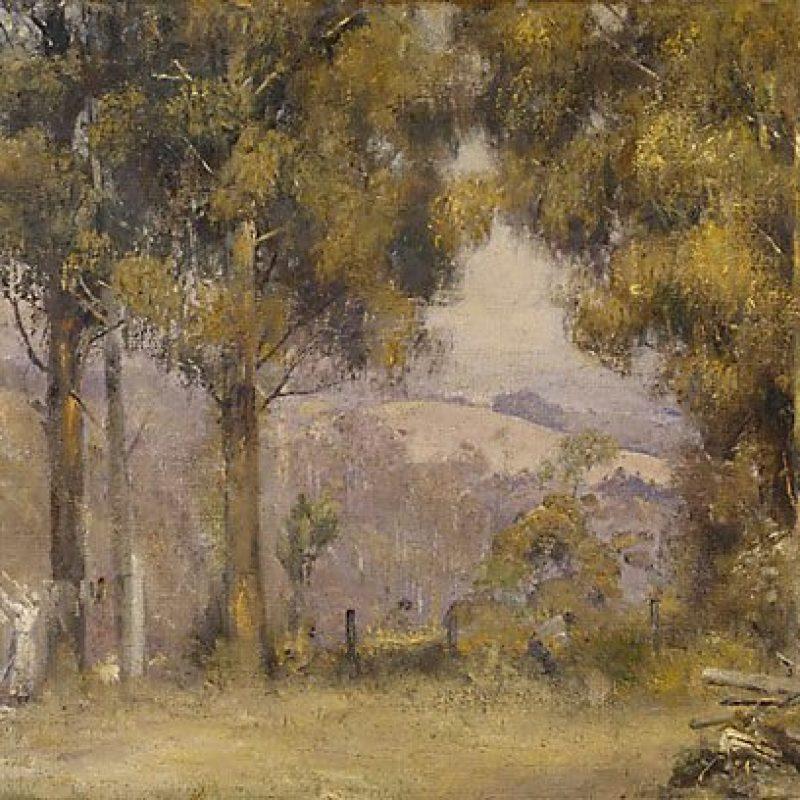 Tom Roberts Impressionism Art Lovers Australia