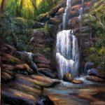 Hidden Waterfall, Blue Mountains