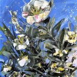 Garden Soirée – White Camellia